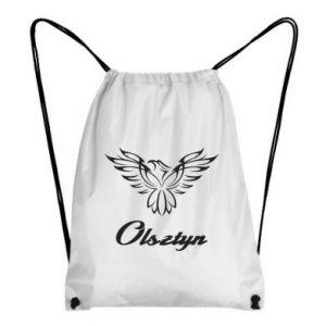 Plecak-worek Olsztyński ażurowy orzeł