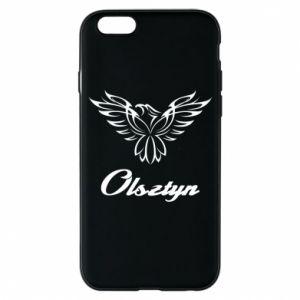 Etui na iPhone 6/6S Olsztyński ażurowy orzeł