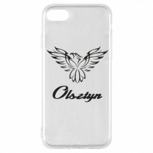 Etui na iPhone 7 Olsztyński ażurowy orzeł