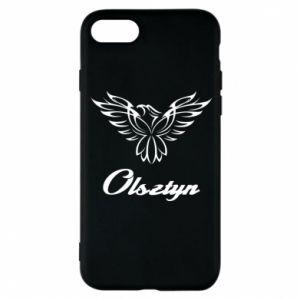 Etui na iPhone 8 Olsztyński ażurowy orzeł