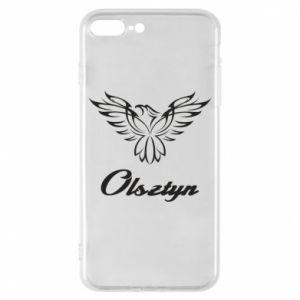 Etui na iPhone 8 Plus Olsztyński ażurowy orzeł