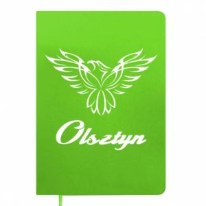 Notes Olsztyński ażurowy orzeł