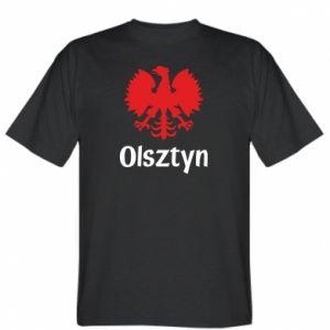 Koszulka Olsztyński orzeł heraldyczny