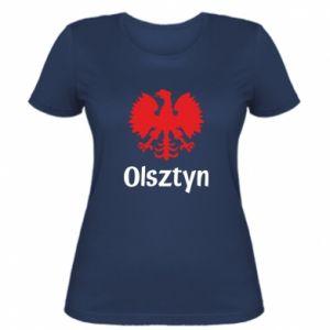 Damska koszulka Olsztyński orzeł heraldyczny