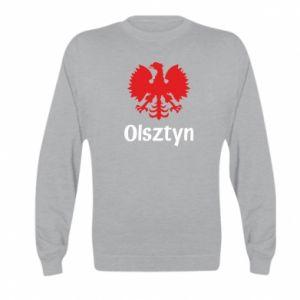 Bluza dziecięca Olsztyński orzeł heraldyczny
