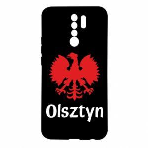 Etui na Xiaomi Redmi 9 Olsztyński orzeł heraldyczny