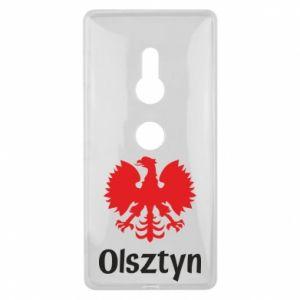 Etui na Sony Xperia XZ2 Olsztyński orzeł heraldyczny