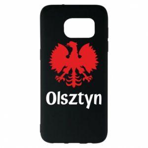 Etui na Samsung S7 EDGE Olsztyński orzeł heraldyczny