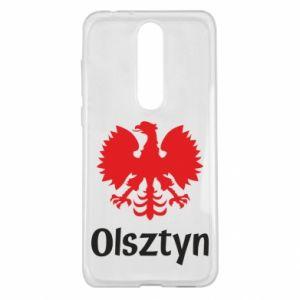 Etui na Nokia 5.1 Plus Olsztyński orzeł heraldyczny