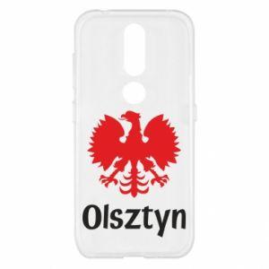 Etui na Nokia 4.2 Olsztyński orzeł heraldyczny