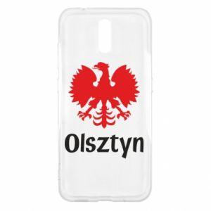Etui na Nokia 2.3 Olsztyński orzeł heraldyczny