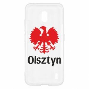 Etui na Nokia 2.2 Olsztyński orzeł heraldyczny