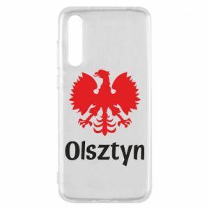 Etui na Huawei P20 Pro Olsztyński orzeł heraldyczny