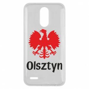 Etui na Lg K10 2017 Olsztyński orzeł heraldyczny