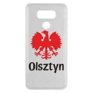 Etui na LG G6 Olsztyński orzeł heraldyczny