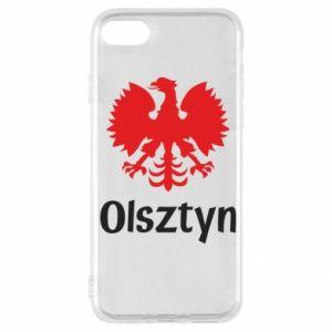 Etui na iPhone SE 2020 Olsztyński orzeł heraldyczny