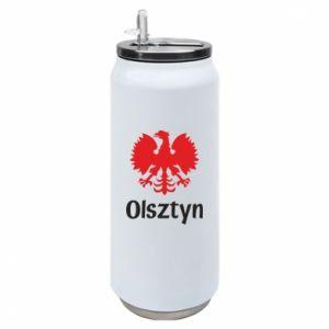 Puszka termiczna Olsztyński orzeł heraldyczny