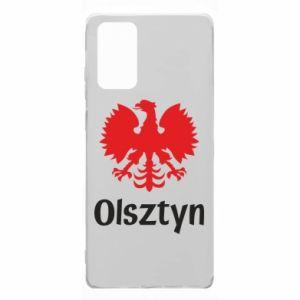 Etui na Samsung Note 20 Olsztyński orzeł heraldyczny
