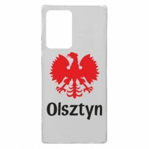 Etui na Samsung Note 20 Ultra Olsztyński orzeł heraldyczny
