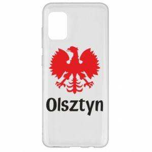 Etui na Samsung A31 Olsztyński orzeł heraldyczny