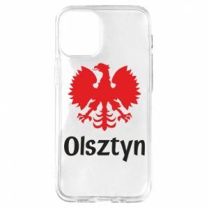 Etui na iPhone 12 Mini Olsztyński orzeł heraldyczny