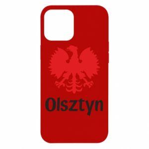 Etui na iPhone 12 Pro Max Olsztyński orzeł heraldyczny