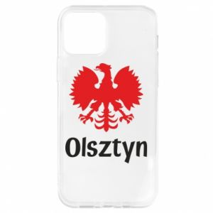 Etui na iPhone 12/12 Pro Olsztyński orzeł heraldyczny