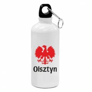 Bidon turystyczny Olsztyński orzeł heraldyczny