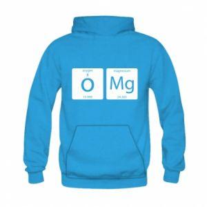 Kid's hoodie Omg