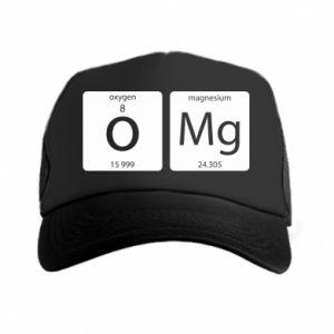 Trucker hat Omg