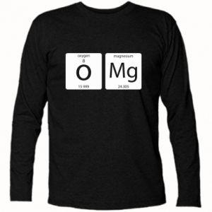 Koszulka z długim rękawem Omg