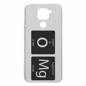 Xiaomi Redmi Note 9 / Redmi 10X case % print% Omg