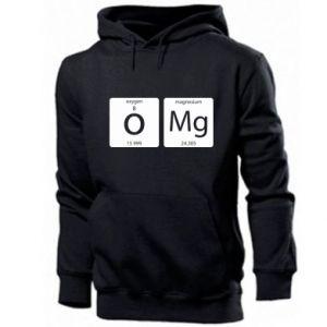 Men's hoodie Omg