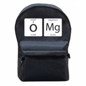Plecak z przednią kieszenią Omg
