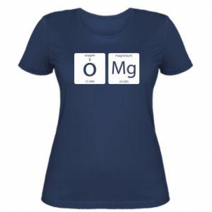 Damska koszulka Omg