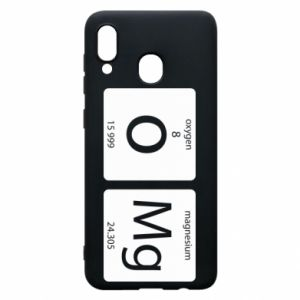 Phone case for Samsung A30 Omg