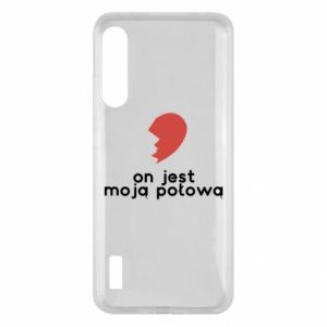 Xiaomi Mi A3 Case He is my half