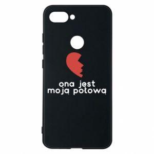 Phone case for Xiaomi Mi8 Lite She is my half