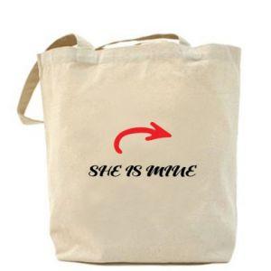 Bag She is mine