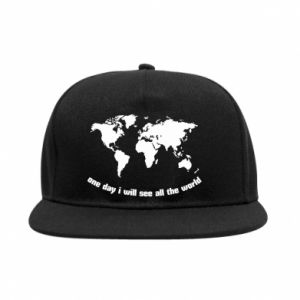 SnapBack One day i will see all the world