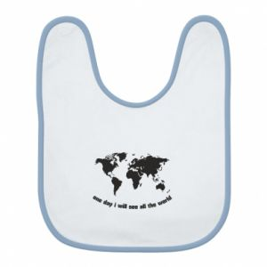 Bib One day i will see all the world
