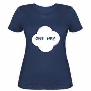 Damska koszulka One Way
