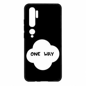 Xiaomi Mi Note 10 Case One Way