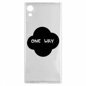 Sony Xperia XA1 Case One Way