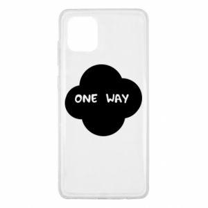 Samsung Note 10 Lite Case One Way