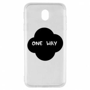 Samsung J7 2017 Case One Way