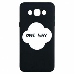 Samsung J7 2016 Case One Way