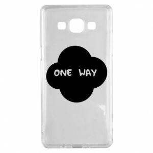 Samsung A5 2015 Case One Way