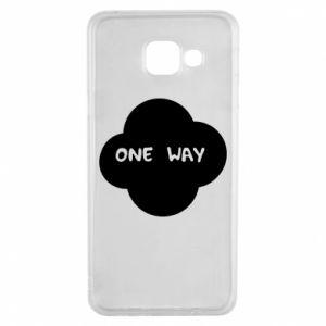 Samsung A3 2016 Case One Way
