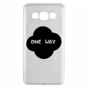 Samsung A3 2015 Case One Way